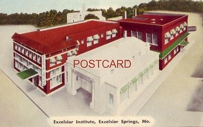 Excelsior Institute Treatment Of Allied Disorders Of Men Excelsior Springs  Mo