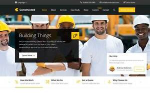 Tradies Web Design - Plumber - Locksmith - Roofing - Painter - PT Perth Perth City Area Preview