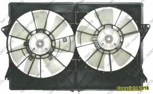 Radiator Cooling Fan Assembly Chrysler Pacifica 2004-2008