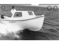 Wanted Orkney Fastliner 16 Fishing Boat