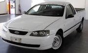 2003 FORD FALCON LPG AUTOMATIC UTE with RWC Glen Waverley Monash Area Preview