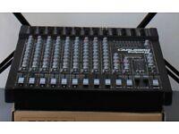 Carlsbro Eclipse powered mixer 2 x 300 r.m.s