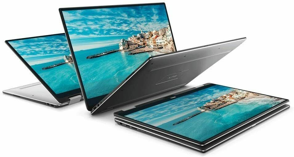 Dell XPS 13 9365 2-in-1 Tablet & Laptop - Core i7 4K 3200x1800 Touch 512GB 8GB