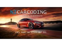 BMW Coding & Programming Specialist Belfast Armagh Newry