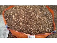 Woodchip Bark mulch Wood chip