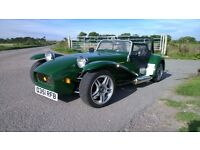 WESTFIELD 2 LITRE VAUXHALL ROAD CAR FOR SALE
