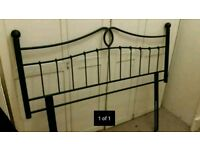 double bed headboard £15