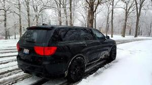 2011-2015 Dodge Durango Snow Tire Packages starting at $956.24 - P 265/65/17 & P 265/60/18 Winter Tires Installed