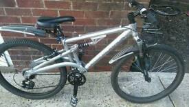 Unisex diamond back bike
