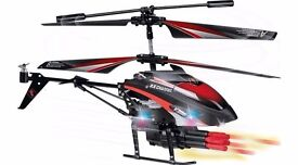 RED5 IR Remote Controlled Stinger Missile Firing Helicopter Drone
