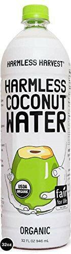 Harmless Harvest Organic Coconut Water 32 oz ( Pack of 6 )
