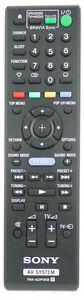 Sony-RM-ADP058-RMADP058-Home-Cinema-Telecomando-Nuovo-Originale