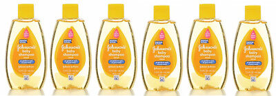 JOHNSON'S Baby Shampoo 1.50 oz (6 pack) for sale  Shipping to India