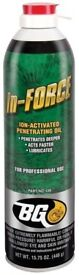 BG In-Force ION-Activated Penetrating Oil - £12