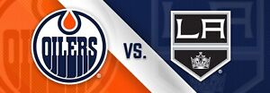 Oilers Vs Kings