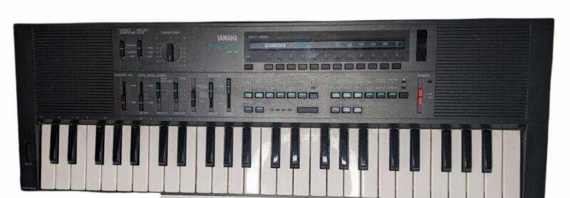 YAMAHA MK-100 PortaSound Portable Electronic Keyboard Synthesizer
