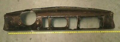 NOS 49-50 Chevy car instrument dash panel fleetline styleline deluxe passenger
