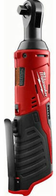 Milwaukee 2457-20 M12 Cordless 3/8 in. Ratchet - TOOL ONLY