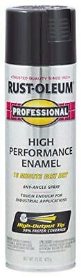 Rust-Oleum 7579838 Professional High Performance Enamel Spray Paint, 15 -