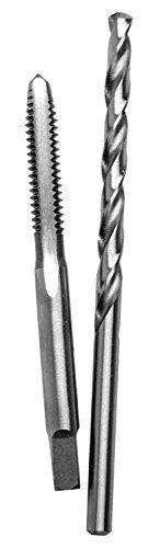 Century Drill 95302 4-40 Tap & #43 Drill Combo