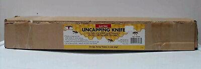 Little Giant Farm Ag Hknife Electric Honey Uncapping Knife Natural