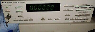 Nais Laser Sensor Lm300 Anl3500a Laser Displacement Sensor