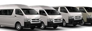 Van Hiace Diesel for Hire or Lease to own, Sydney from $65 p/day