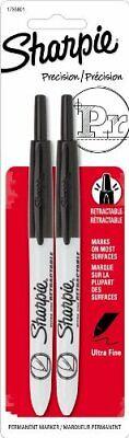 Sharpie Retractable Ultra Fine Point Permanent Marker - Ultra Fine Marker Point