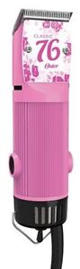Oster Classic 76 Hair Clipper Professional Pro Salon Pink Flower