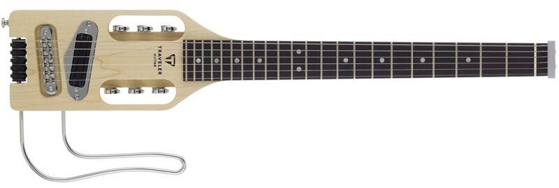 Traveler Ultra-Light Electric Travel Guitar Maple