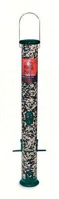 Droll Yankees Ring Pull 23 in Hygienic Bird Feeder Forest Green DYRPS23G Droll Yankee 23' Green
