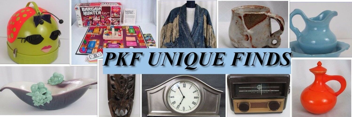 PKF's Unique Finds