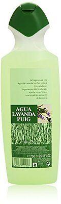 Shower Gel for Women Agua Lavanda Puig Evening Fragrance 25.5 oz ()