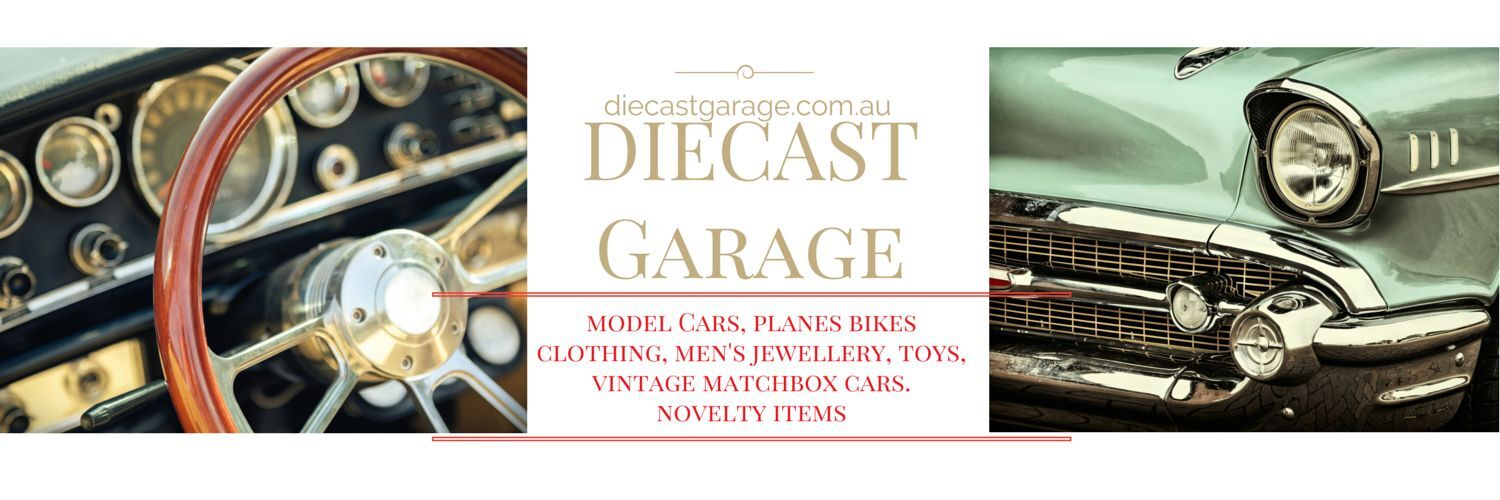 The Diecast Garage