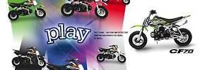 Bike, Motorbike,70cc, Semi Auto, Crossfire Thornton Maitland Area Preview