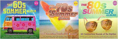Various Artists -The Best 60s 70s 80s Summer Music - SUMMER ALBUMS 9CD (Digital)
