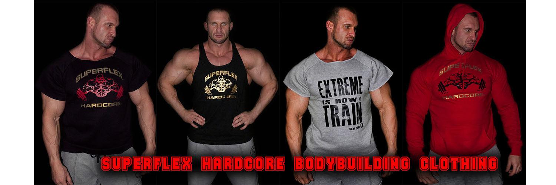 Superflex Bodybuilding Clothing