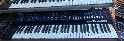 "Full midi upgrade for Korg Polysix sinthesizer /""PolyMix/"""