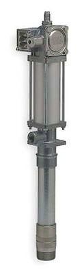 Lincoln Industrial Skf Oil Transfer Pump 51 Stub Tank Drum Bung Mount 84933