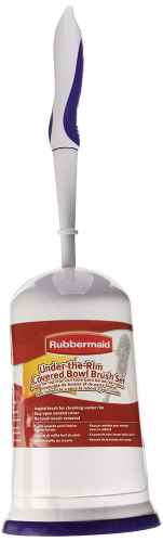 Rubbermaid Toilet Bowl Brush with Caddy Holder, with Caddy H