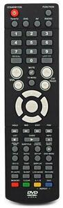 *New* Bush BTVD31217S2 LCD Tv / Dvd Remote Control