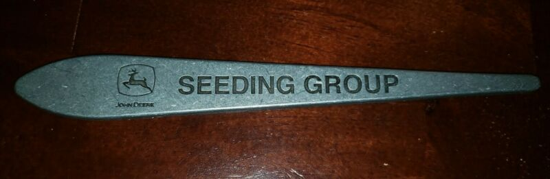 JOHN DEERE SEED TOOL GAUGE GAGE HARD TO FIND
