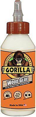 Gorilla Wood Glue 8 Oz.
