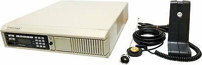 Motorola Astro Xtl5000 Vhf P25 9600 Digital Dispatch Base Station Trc Consolette