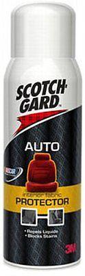 (3m 3M-47155 Scotchgard Auto Fabric & Carpet Protector, 10 Oz.)