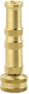 Brass Water Hose - Green Thumb 80114-GT Heavy Duty 4