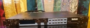 VINTAGE LEXICON PCM90 stereo digital reverb processor ingreat condition