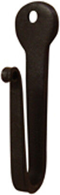 2 Primitive Black Iron HOOKS ----- 2-1/4""