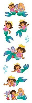 Crown Scrapbooking Stickers (Scrapbooking Crafts Stickers Dimension Dora Explorer Mermaid Crowns Bubbles )