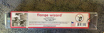 Flange Wizard Pipe Flange Aligner 38240-t New Free Shipping